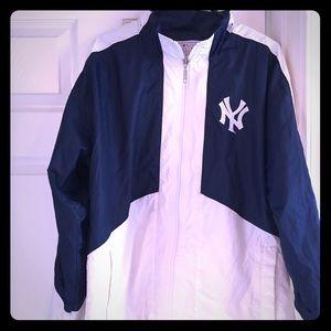 Vintage genuine New York Yankees zip up jacket